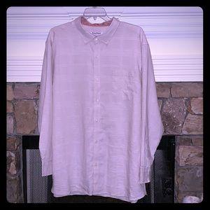 Tommy Bahama Linen Button Up Beige XXXL